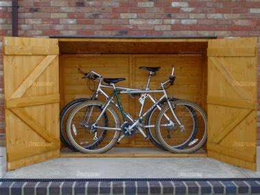 Shire Bike Shed by Shire Pent Bike Store Shed Door