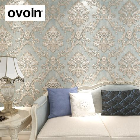 Jual Background Woven by Distressed Wallpaper For Walls 3 D Vintage Non Woven
