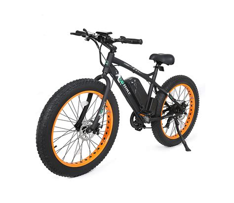 E Bike E Go by E Go Tire Electric Bike Snow Bicycle 4 0 Inch