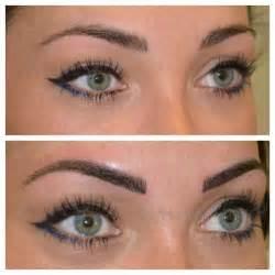 maquillage semi permanent des sourcils