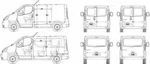 Renault Trafic Dimensions The Blueprints Blueprints Gt Cars Gt Renault Gt Renault