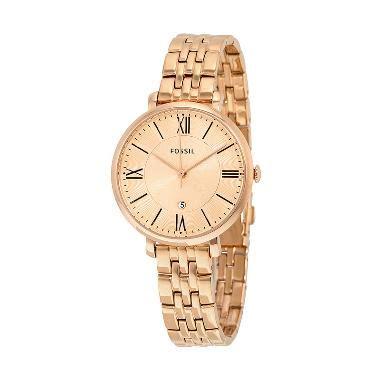 Jam Tangan Wanita Fossil Jacqueline Es 3546 Es 3547 Es 3545 Original jual fossil es3435 jacqueline tone jam tangan wanita gold harga