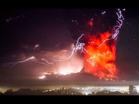imagenes impactantes de volcanes impactante erupci 211 n volc 193 n calbuco chile 2015 youtube