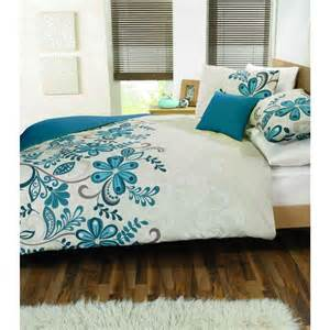 Modern comforter set full queen bed comforter with teal white bedding