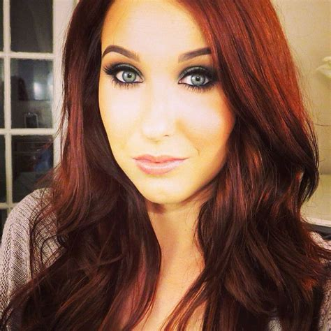 jaclyn hill hair color jaclyn hill hair and makeup red hair pinterest
