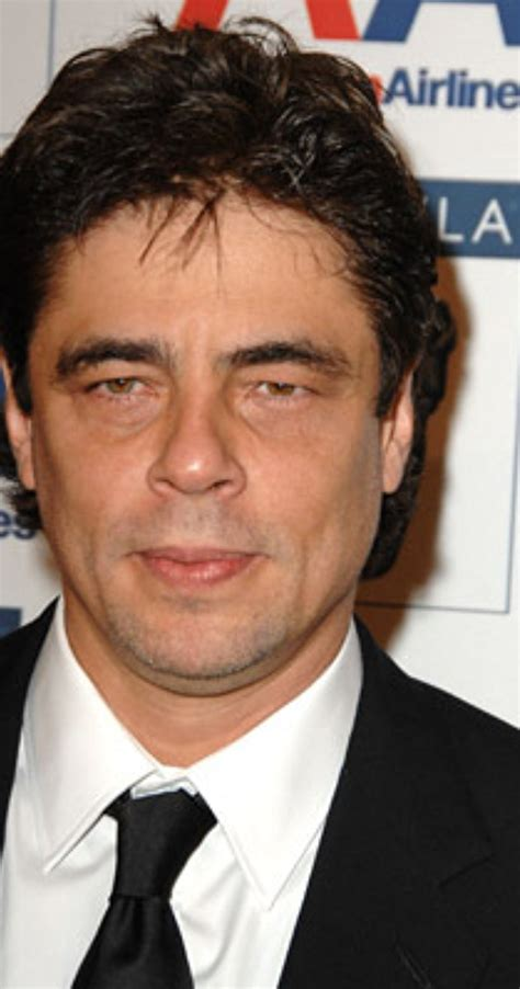imdb actor with most movies benicio del toro imdb