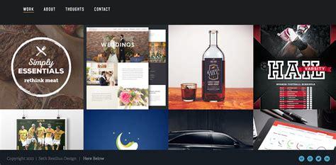 design online portfolio 5 ways to present your online design portfolio