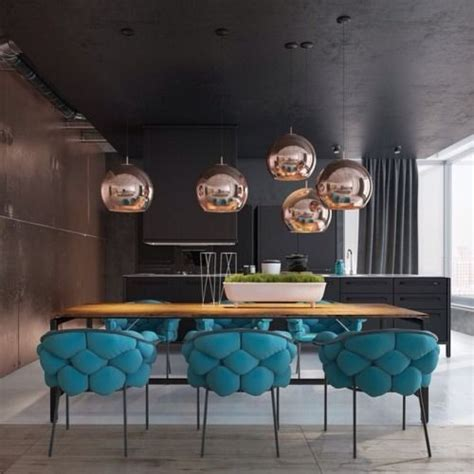 copper room decor shades of turquoise 20 photos messagenote
