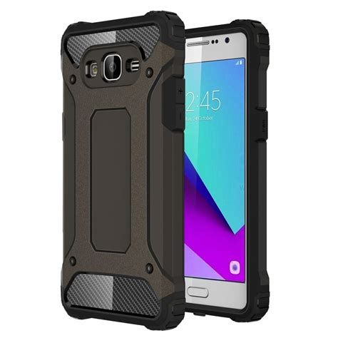 Cocose Fish J2 Prime Cocose J2 Prime Free Tempered Glass for samsung galaxy j2 prime g532 tough armor tpu pc combination coffee alex nld