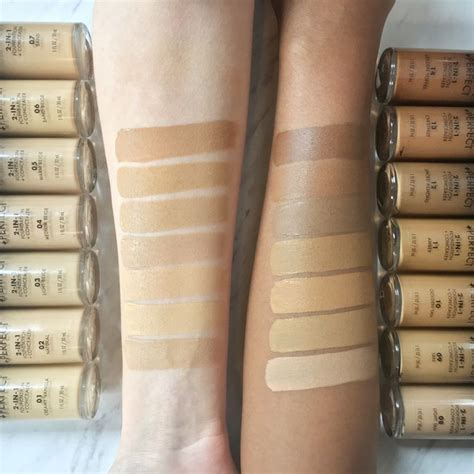 Milani To Powder Foundation Two Way Cake Milani Conceal 2 In 1 Foundation Concealer