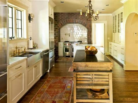 cheap kitchen decor ideas 2018 cozy country kitchen designs hgtv