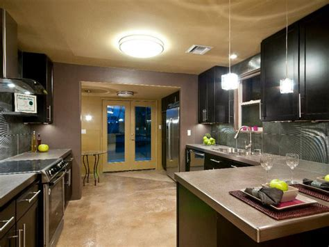 countertop ideas for kitchen tile kitchen countertops pictures ideas from hgtv hgtv