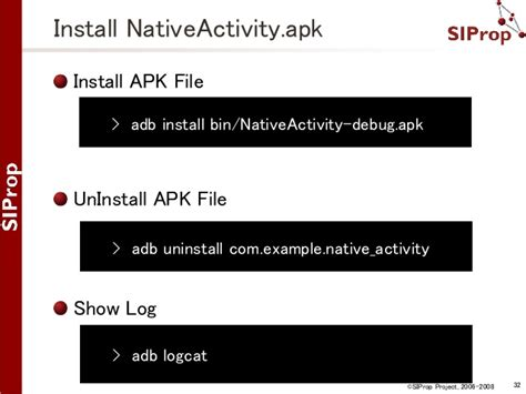 adb uninstall apk how to build use opencl on opencv android ndk