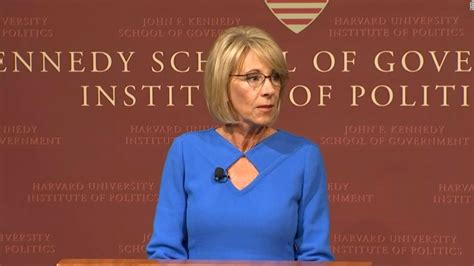 betsy devos interview betsy devos trainwreck interview on 60 minutes