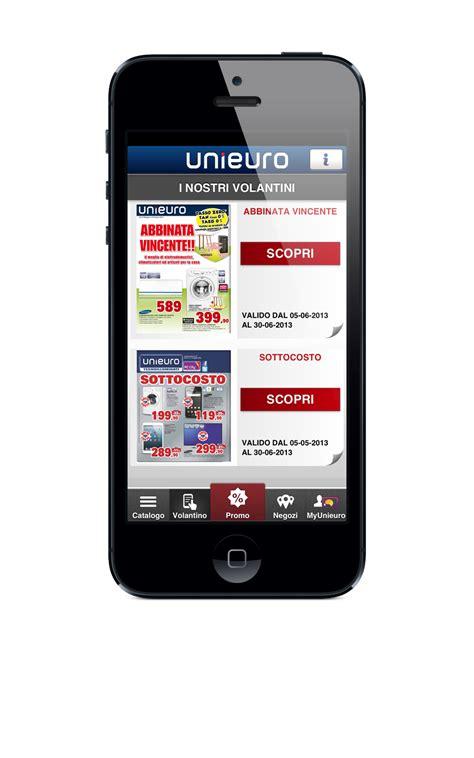 unieuro mobile sconti da unieuro per gli utenti dell app mobile