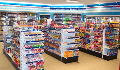 convenience store shelving shopco u s a inc