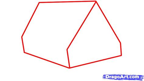 doodle drawing how to how to draw a tent step by step stuff pop culture free