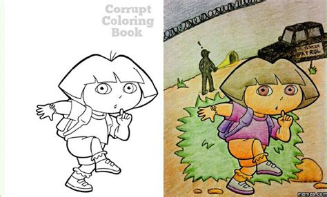 corrupt coloring book memes com