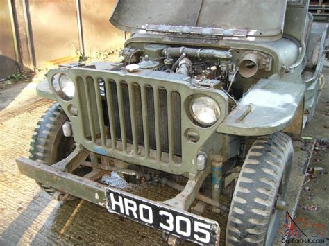 wwii jeep for sale 1942 wwii willys mb army jeep