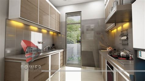 Kitchen Interior by Modular Kitchen Interiors 3d Interior Designs 3d Power