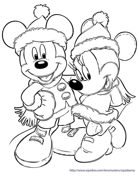 christmas mickey mouse coloring pages to print mickey mouse christmas printable coloring pages