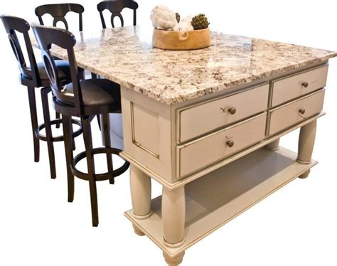 kitchen island seating for 4 dakota kitchen and bath individual pieces kitchen