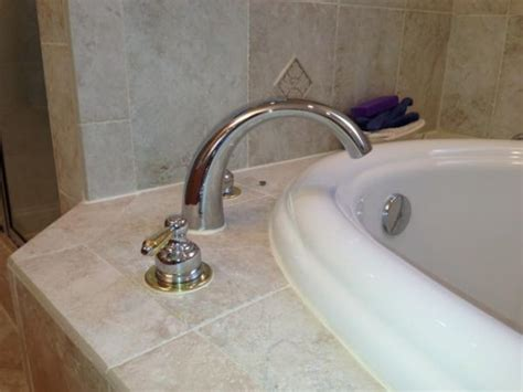 bathtub spigot tub faucet reach not long enough doityourself com