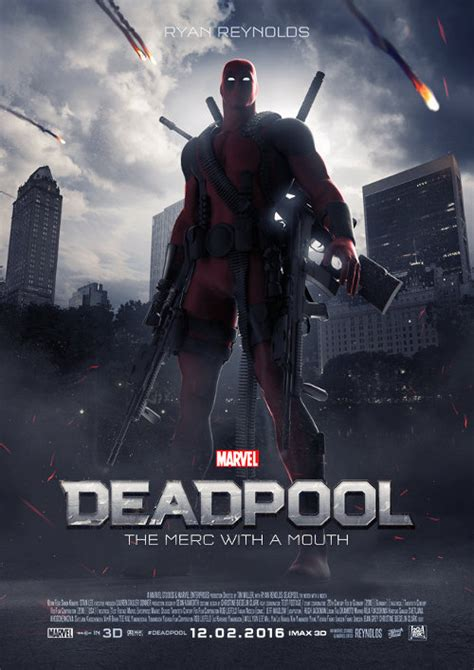 film marvel ita scheda film deadpool