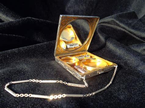 deco elgin american elginite sterling silver and