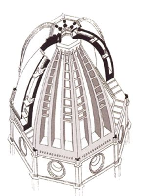 cupola brunelleschi struttura pontecorboli editore il segreto della cupola