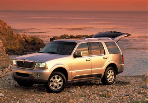 lincoln aviator 2006 2006 lincoln aviator review ratings specs prices and