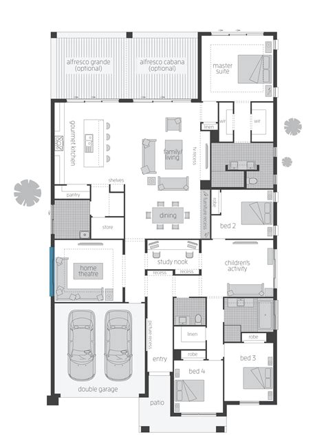 executive home floor plans miami floorplans mcdonald jones homes