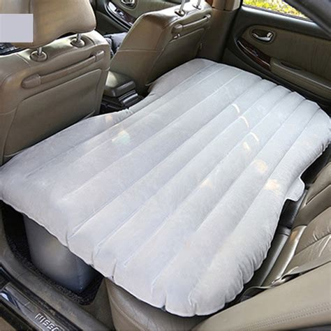 back seat bed car travel inflatable mattress air bed cing universal