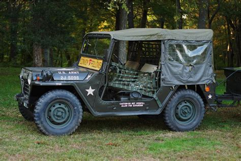 m151 jeep 1965 jeep m151 military 4x4 utility vehicle 70867