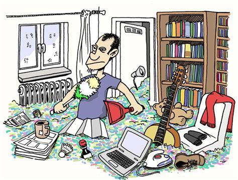 Wohnung Comic by Fr 252 Hjahrsputz