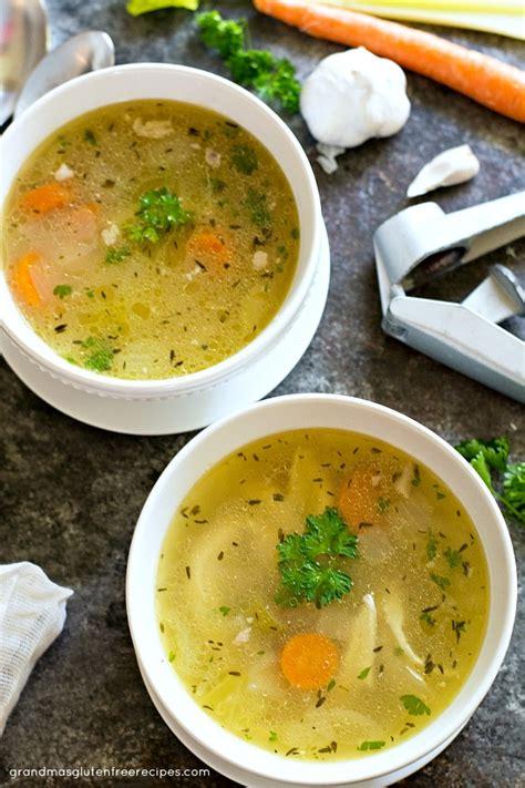 Damn Delicious Detox Chicken Soup by 8 Ketogenic Chicken Soup Recipes Primal Edge Health