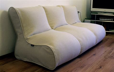 bean bag sofas and chairs bean bag sofa loa 3s quot canovaccio quot by esstetic furniture