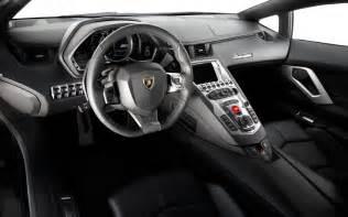 Interior Mobil Lamborghini Lamborghini Aventador Lp700 4 Interior Motor Trend