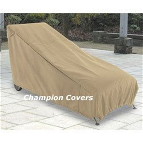 Amazon.com : Champion Patio Chaise Lounge Cover Taupe