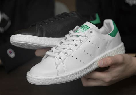 Adidas Stan Smith For 4 adidas stan smith boost february 2017 release sneakernews