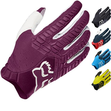 fox motocross gloves fox racing pawtector motocross gloves arrivals