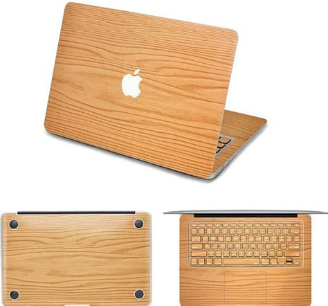 Apple Keyboard Aufkleber by Wood Macbook Decal With Keyboard Decals Cool