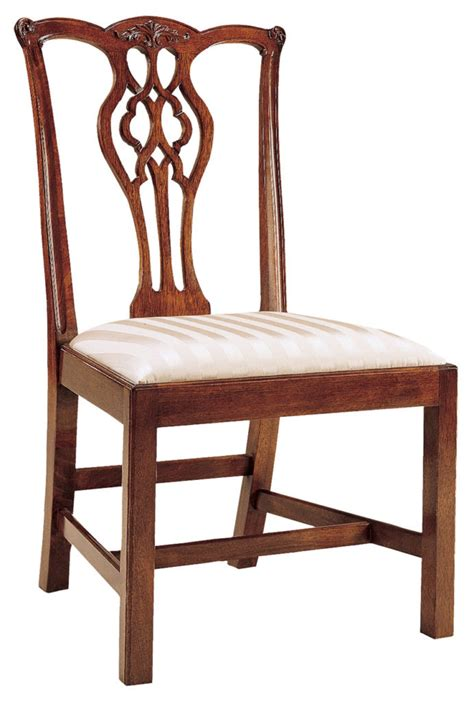 classics collection stickley furniture traditional chippendale side chair classics collection by stickley