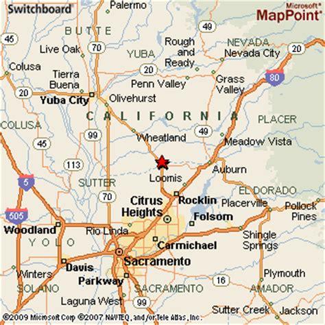 lincoln california