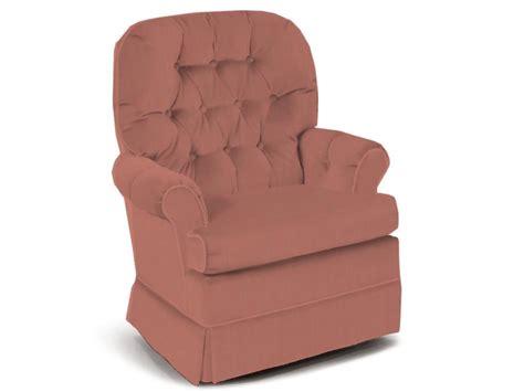 Best Home Furnishings Chairs Swivel Glide 1559 Marla Swivel Rocker Upholstered Chair