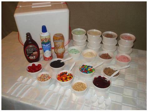 sundae bar toppings breyers toppings ice cream sundae topping party