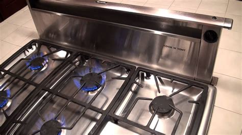 thermador gas cooktop  downdraft  sale youtube