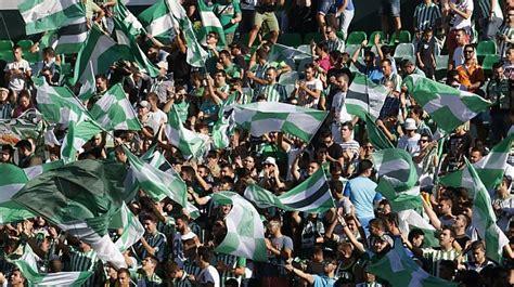 entradas almeria futbol protestas por los precios de las entradas para el betis