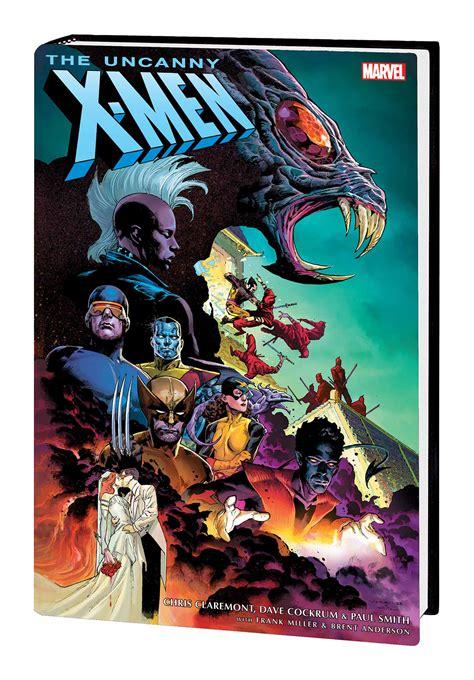 libro x men classic omnibus previewsworld uncanny x men omnibus hc vol 03 opena cvr