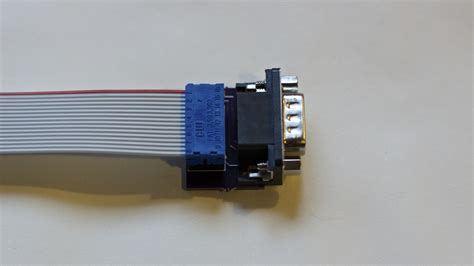 Adapter Joystick 16 pin to 9 pin adapter for the apple iic joystick port